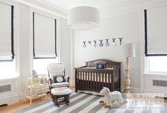 Children's Nursery photo by Frances Herrera Interior Design