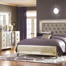 Vintage-Glam Bedroom