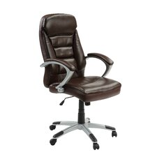 Excelsus High-Back Leather Executive Office Chair