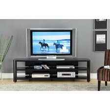 "<strong>Innovex</strong> 73"" Glass TV Stand"