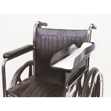 Premier Wheelchair Arm Tray in Black