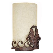<strong>Capital Lighting</strong> Forrest Lake 3 Light Wall Sconce