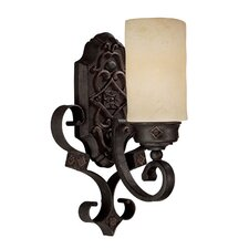 River Crest 1 Light Wall Sconce