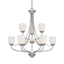 Marlow 9 Light Chandelier