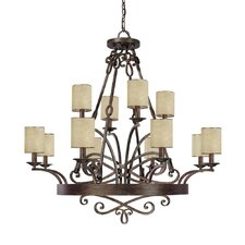 Reserve 12 Light Chandelier