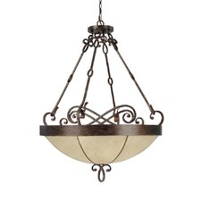 Reserve 6 Light Inverted Pendant