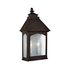 Lodge Outdoor Wall Lantern