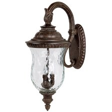 Ashford 3 Light Outdoor Wall Lantern