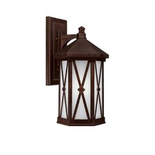 Saxton Traditional Outdoor Wall Lantern