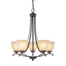 Chapman 5 Light Chandelier