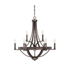 Chastain 9 Light Chandelier