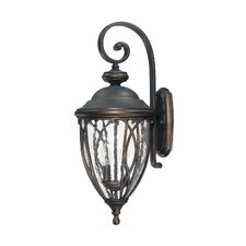 <strong>Capital Lighting</strong> Astor 2 Light Outdoor Wall Lantern
