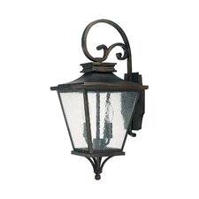 Gentry 2 Light Outdoor Wall Lantern