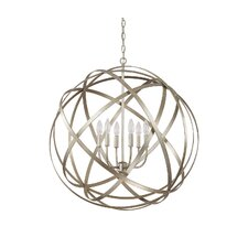 Axis 6 Light Globe Pendant