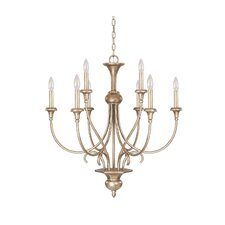 Ansley 9 Light Mini Chandelier
