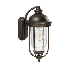<strong>Capital Lighting</strong> York 1 Light Wall Lantern