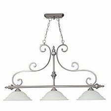 Chandler 3 Light Kitchen Island Pendant