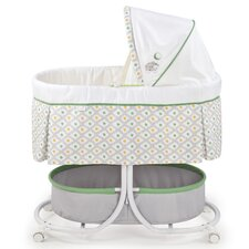 Soothe and Sleep Bassinet with Motion