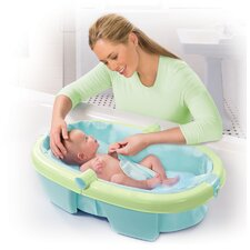 Newborn-to-toddler Fold Away Bath Tub