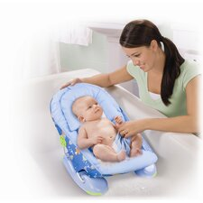 <strong>Summer Infant</strong> Mother's Touch Large Baby Bather in Blue
