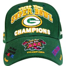 NFL Commemorative Super Bowl Hat