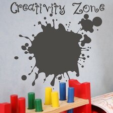 <strong>Alphabet Garden Designs</strong> Chalkboard Creative Wall Decal