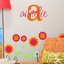 Annelie's Monogram Wall Decal