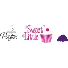 Sweet Cupcake Wall Decal
