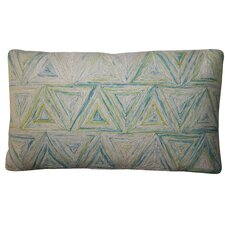 Bright and Fresh Trapezoid Pillow