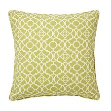 Moroccan Square Polyester Outdoor Decorative Pillow