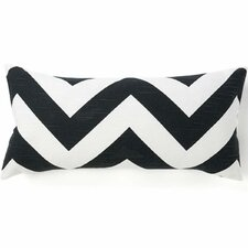 African Zag Cotton Pillow