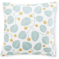 Bethe Leaves Linen Pillow