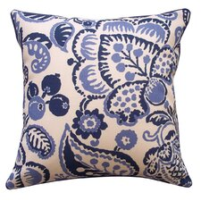 Blueberry Polyester Pillow