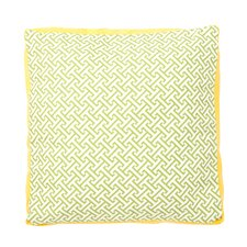 Maze Box Cotton Decorative Pillow