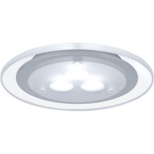 "Micro Line High Power LED 3.94"" Recessed Kit"