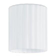 "2.75"" Zyli Glass Drum Lamp Shade"