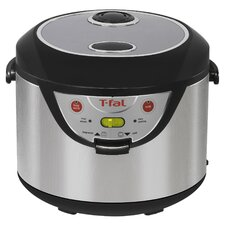 <strong>T-fal</strong> Balanced Living 10-Cup 3-in-1 Rice Cooker