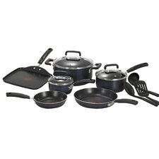 Signature Total Non-Stick 12 Piece Cookware Set