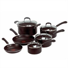 <strong>T-fal</strong> Professional Stainless Steel 10-Piece Cookware Set