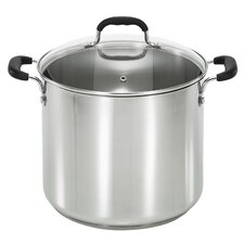 12-qt Stock Pot with Lid