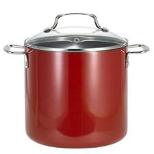 Ingrid Hoffmann 8 Quart Stock Pot with Cover
