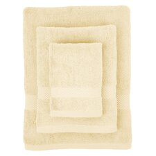 Organic Cotton 3 Piece Towel Set