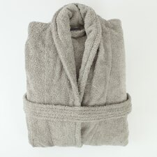 <strong>Pure Fiber</strong> Turkish Organic Cotton Spa Robe