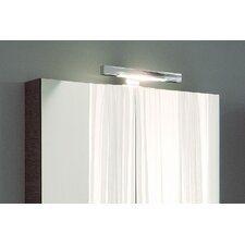 "Light 1 Satinized Halogen 11.8"" Table Lamp"