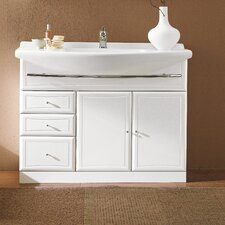 "<strong>Acquaviva</strong> Archeda VI 43.7"" Bathroom Vanity Base"
