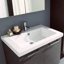 "Light 1 27.6"" x 19.7"" Sink"