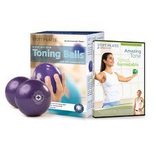 <strong>STOTT PILATES</strong> Toning Ball Power
