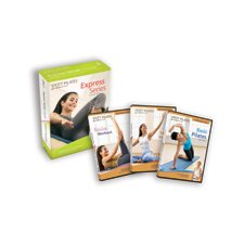 <strong>STOTT PILATES</strong> Express Series 3-Pack DVD Set