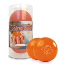 Toning Ball in Orange