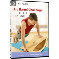 Arc Barrel Challenge Flex and Extend DVD